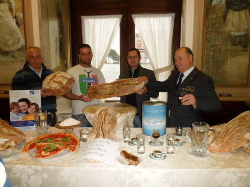 Gambrinus e Sorbillo presentano Bevi Napoli e poi vivi alla grande