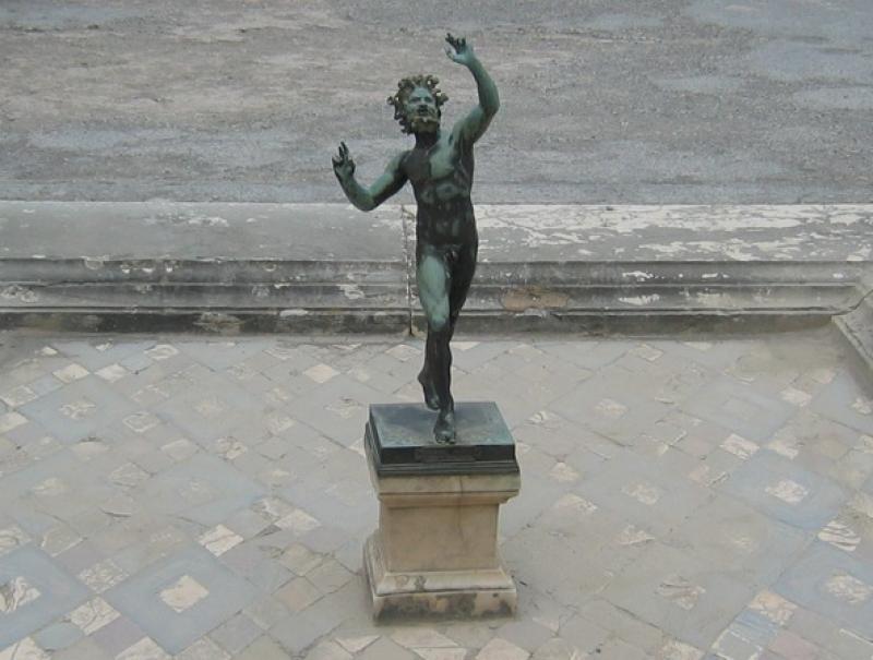 Grande Progetto Pompei: finanziato con 105 milioni di fondi europei.
