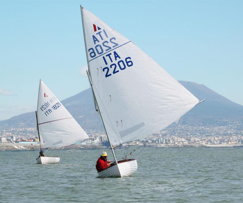 NAPOLI: si terrà nel Golfo il Campionato Mondiale Dinghy \\\'12