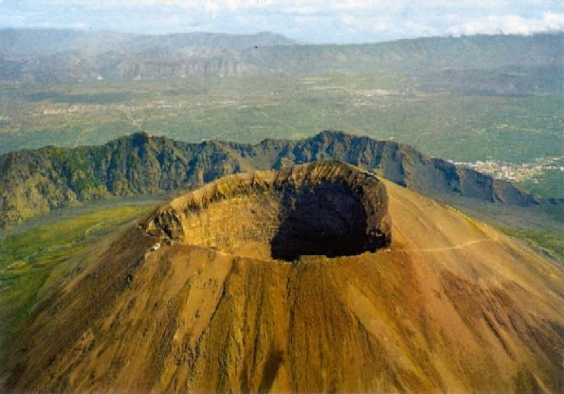 NAPOLI: Una scossa di terremoto sul Vesuvio