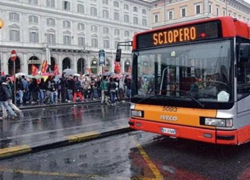 Sciopero nazionale dei trasporti - A NAPOLI dalle 9 alle 13